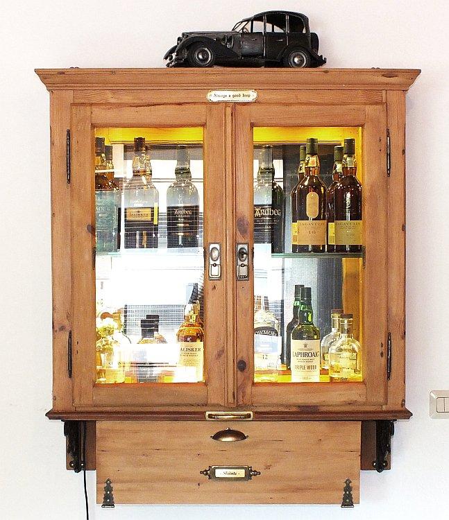 Whiskydrum - Farmer Board